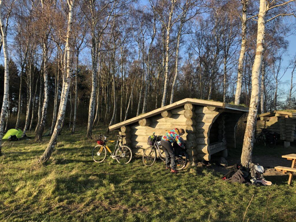 Shelter ved Avnø