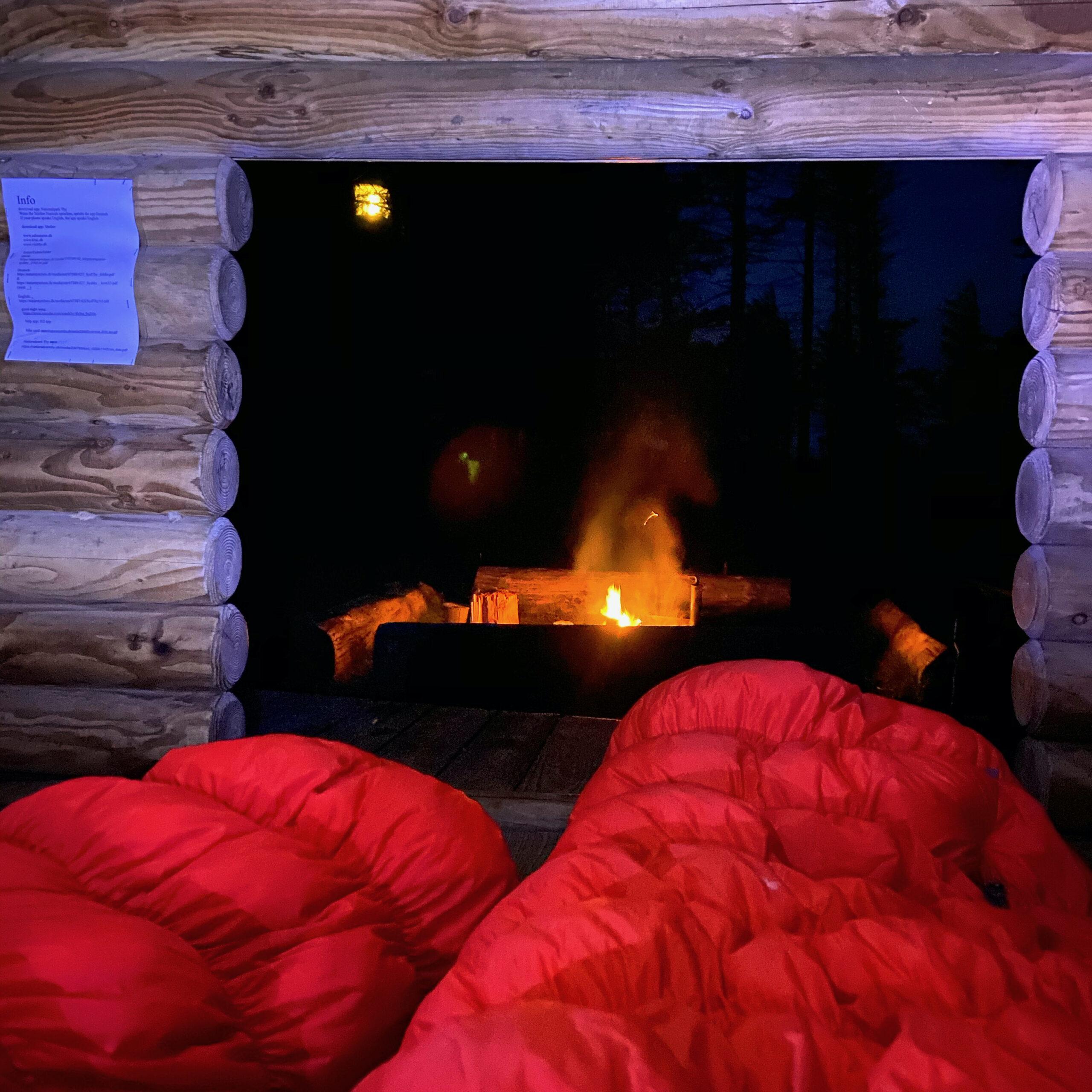 Lodbjerg shelter