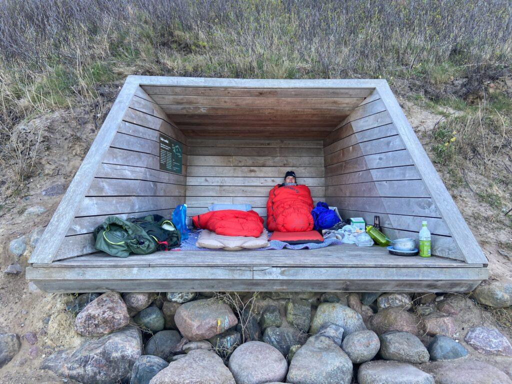 Røsnæs Fyr Shelteret